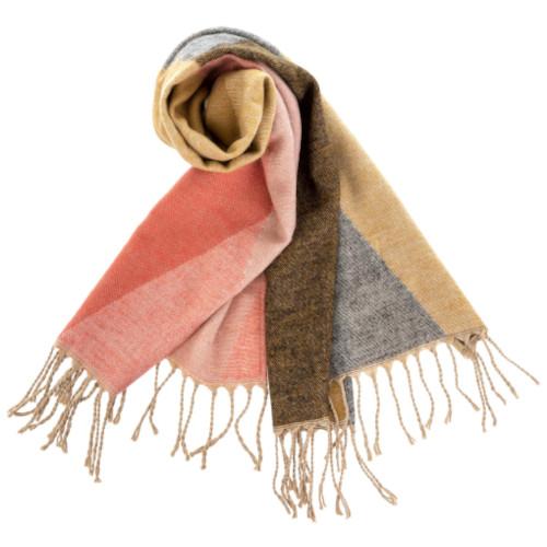 Kaleidoscope Blanket Scarf